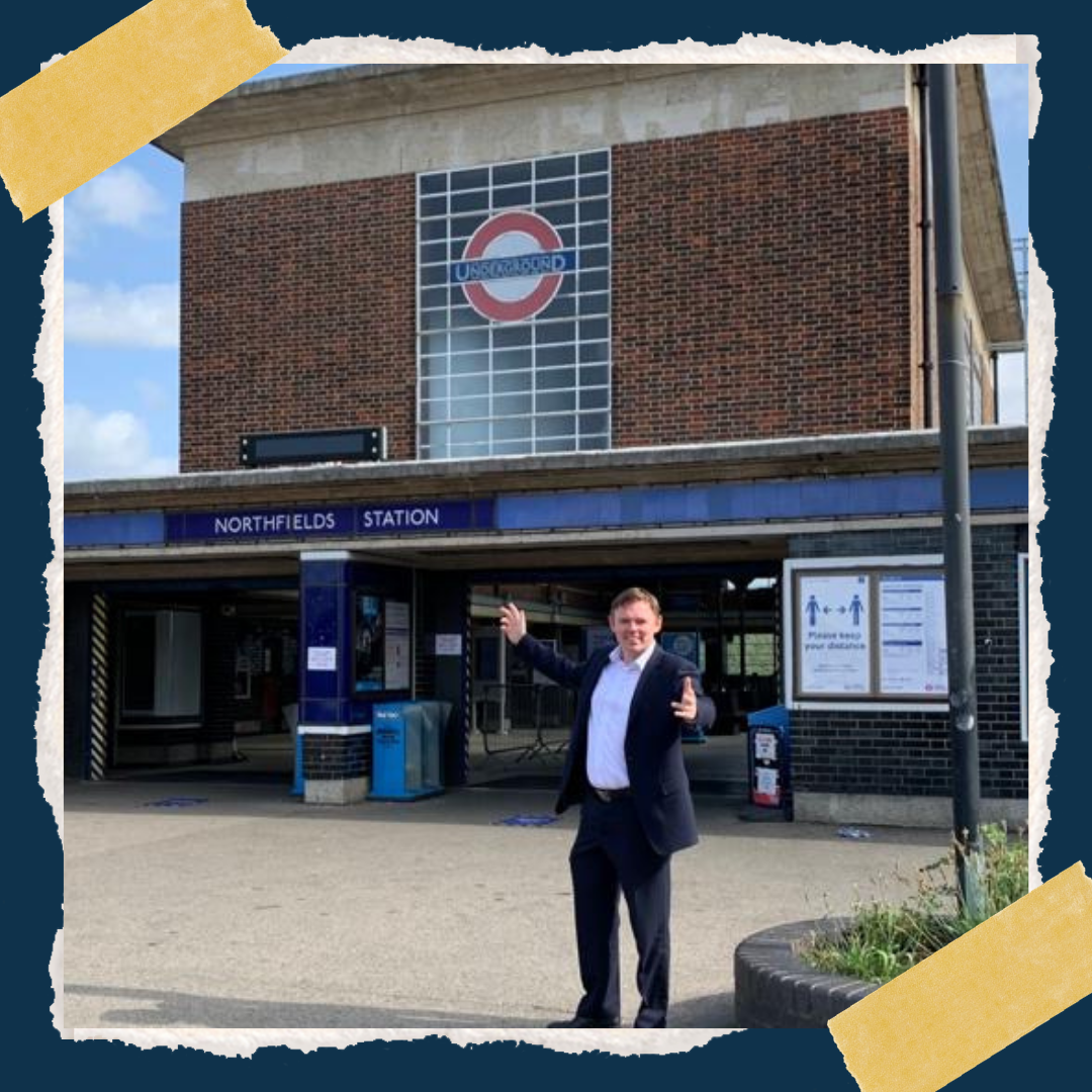 Northfields staff recommend areas in acton